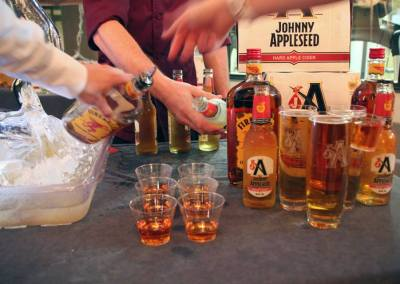 Johnny Appleseed Launch Social at the Epicurean Hotel in Tampa